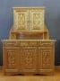 Резная деревянная мебель
