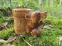 Кружки пивные деревянные