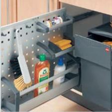 Комплект:Tandem 3666-10 и Vario Alu Line 3909-00 в шкаф от 45см