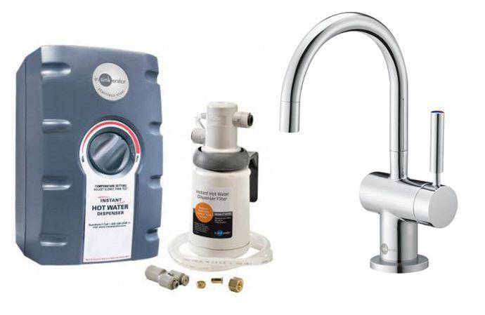 Система мгновенного кипячения воды Aquahot HC-3300C