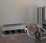 Встраиваемая розетка EVOline FlipTop CUISINE 934.20.001
