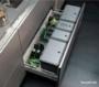 Tecnoinox Kit da cassetto организация выдвижного ящика 1200 мм