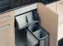 Комплект:Ведро Oko-flex 3418-10 и лоток Deposito 45 см. 3280-45