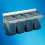 Hailo емкость для сыпучих продуктов 3934-40