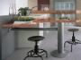 Стол регулируемый с пневмоподъемником  KESSEBОHMER