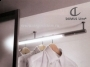 Люминисцентный светильник штанга для одежды Play 13Вт 860 мм