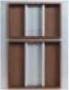 Лоток для столовых приборов Tecnoinox Domino в ящик 45 см