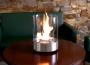 Настольный стеклянный биокамин Planika Simple Commerce Glassfire