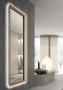 Зеркало со светодиодной Narciso TLD Twin 600x1700 мм