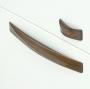 Деревянные мебельные ручки DUNE в исполнении дуб и орех