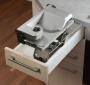 Электрическая встраиваемая ломтерезка (слайсер) Ritter AES 52 S