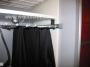 Выдвижной держатель для брюк Pelly в шкаф 800 мм (монтаж сверху)