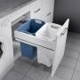 Система для хранения белья HAILO Laundry-Carrier в шкаф 450мм