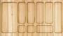 Универсальный деревянный лоток для столовых приборов 900мм бук