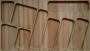 Универсальный многофункциональный деревянный лоток без вставок