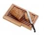 Доска разделочная с ножом для хлеба Spitzenklasse Plus WMF