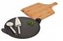 Набор для приготовления пиццы с камнем из кордиерита