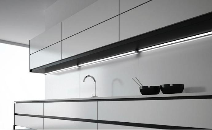 Картинки по запросу светильники линейные на кухню