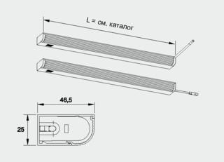 Люминесцентные лампы Т5: новый облик привычных ...